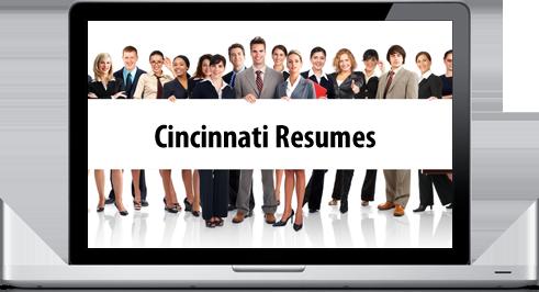 Cincinnati resume writing service